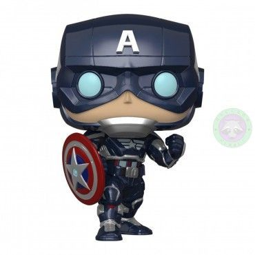 Pop! - Captain America - Marvel