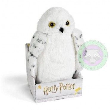 Peluche Hedwig - Harry Potter