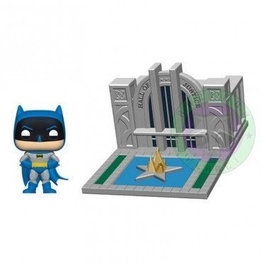 Funko Pop!  - Batman with the hall of Justice