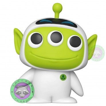 Pop! Alien EVE - Alien Remix - Disney