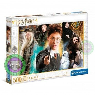 Puzzle Harry Potter - 500 piezas