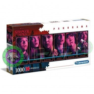 Puzzle Stranger Things - 1000 piezas (Panorama)