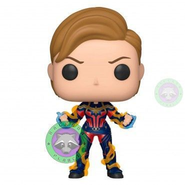 Funko Pop! Capitana Marvel - MARVEL