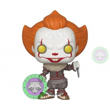 Funko Pop! - Pennywise with Blade